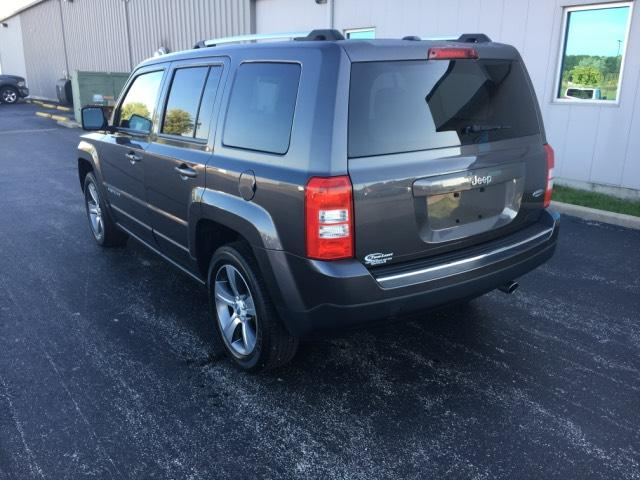 Pre-Owned 2016 Jeep Patriot FWD 4dr High Altitude Edition