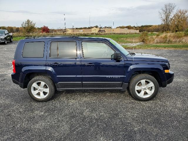 Certified Pre-Owned 2017 Jeep Patriot Latitude 4x4