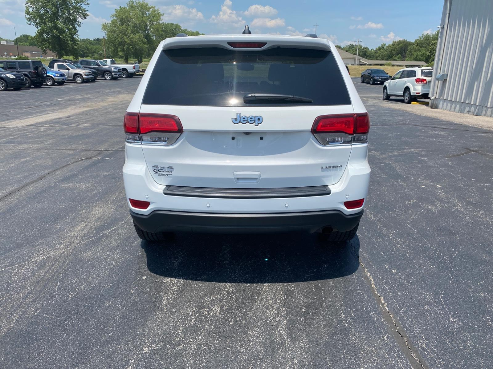 Certified Pre-Owned 2020 Jeep Grand Cherokee Laredo E 4x4