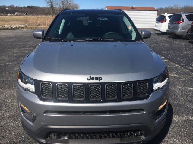New 2019 JEEP Compass High Altitude 4x4