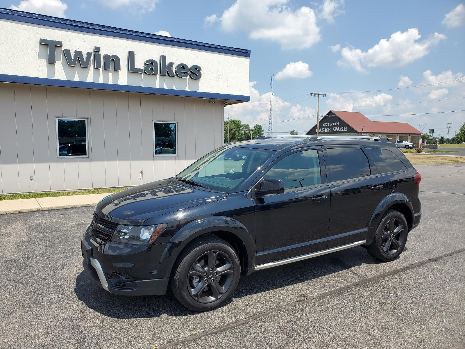 Certified Pre-Owned 2019 Dodge Journey Crossroad AWD