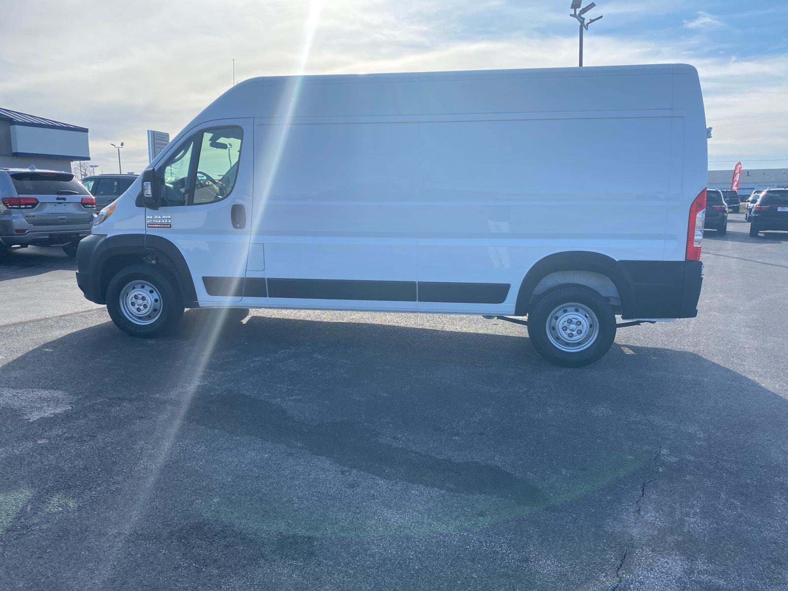 Certified Pre-Owned 2019 Ram ProMaster 2500 High Roof 159 WB