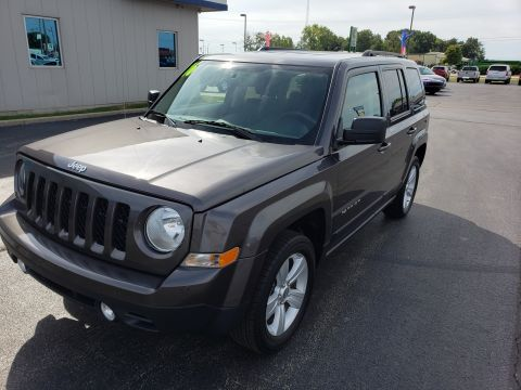 Pre-Owned 2016 Jeep Patriot 4WD 4dr Latitude