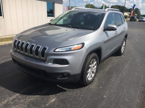Pre-Owned 2015 Jeep Cherokee 4WD 4dr Latitude