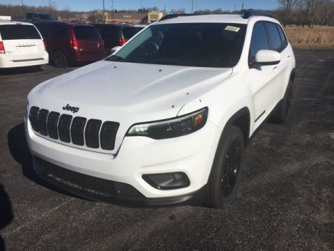New 2019 JEEP Cherokee Altitude 4x4