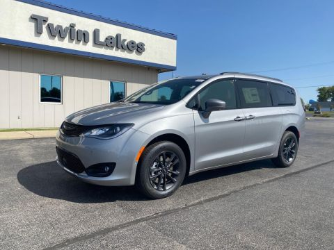 New 2020 CHRYSLER Pacifica Launch Edition AWD