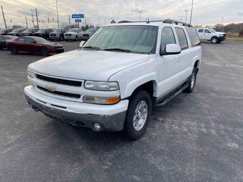 Pre-Owned 2003 Chevrolet Suburban 4dr 1500 4WD Z71