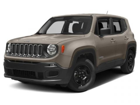 Certified Pre-Owned 2018 Jeep Renegade Latitude 4x4